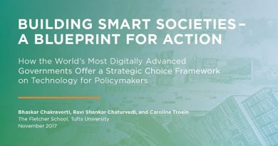 "Building ""Smart Societies"""