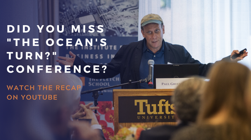 "The ""Ocean's"" Turn Conference Video Recap"