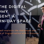 Ravi Chaturvedi Talks Digitalization & The Global Data Economy with E-Estonia