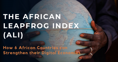 The African Leapfrog Index (ALI) Research Report