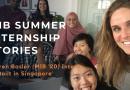 Summer Internship Stories: Lauren Basler Interns at Quilt.AI in Singapore