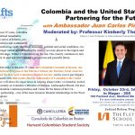 Colombia and the United States: Partnering for the Future