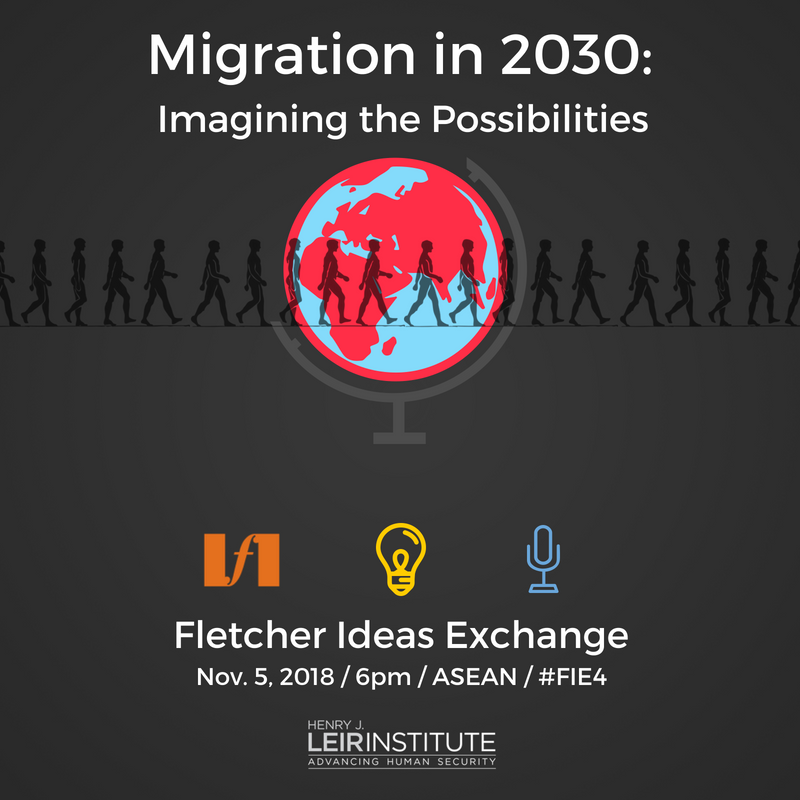 Fletcher Ideas Exchange Fall 2018