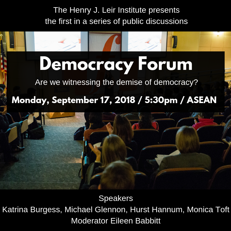 Democracy Forum