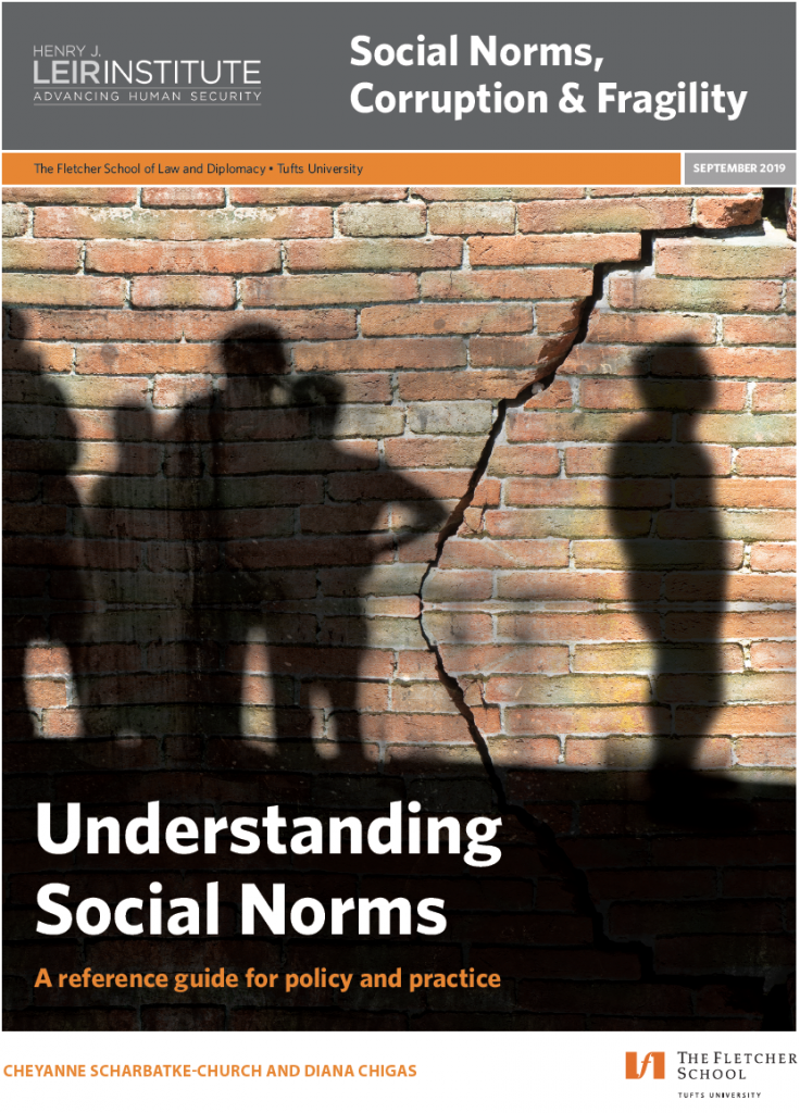 Understanding Social Norms: A Reference Guide for Policy and Practice
