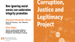 CJL Co-Directors Present at OECD Global Anti-Corruption and Integrity Forum