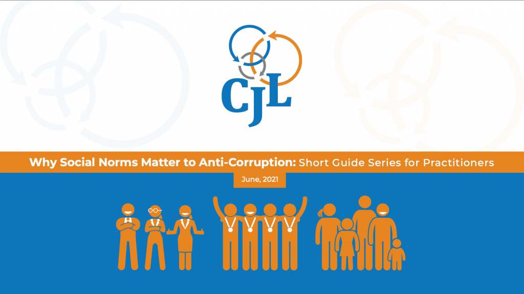 About the Short Guide – Why Social Norms Matter to Anti-Corruption