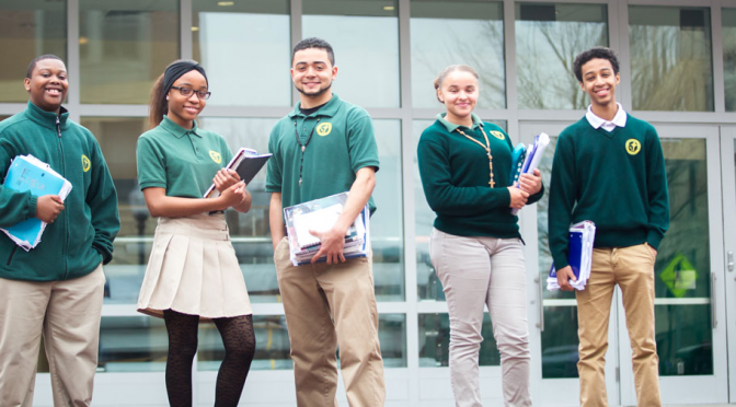 Mentoring High School Students – The Cathedral Project