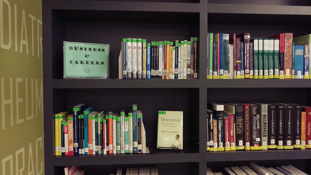 Business and Careers Collection
