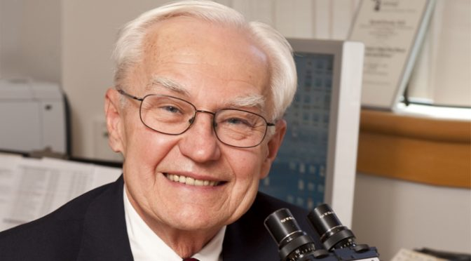 Harold F. Dvorak, M.D., invited to deliver 11th Annual Jeffrey Isner Lecture