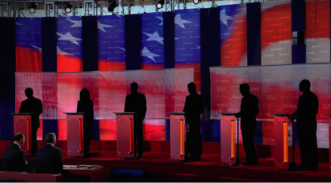 Presidential Candidates Talk Science: Where They Stand on 20 Important Issues