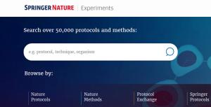 SpringerNature Experiments