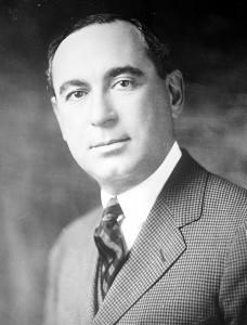 Albert Lasker. (Library of Congress)