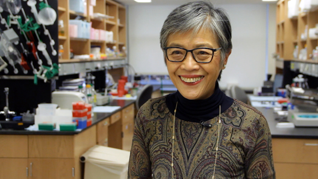 Dr. Virginia Y M Lee, 2015 Charlton Lecture Speaker