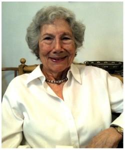 2015 Albert Lasker Basic Medical Research Award winner Evelyn M. Witkin. (Jane Gitschier/Rutegers Today)