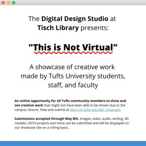 Strut your stuff with the Digital Design Studio!