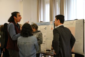 Summer Scholars 2020 Poster Session: Meaning from Chaos