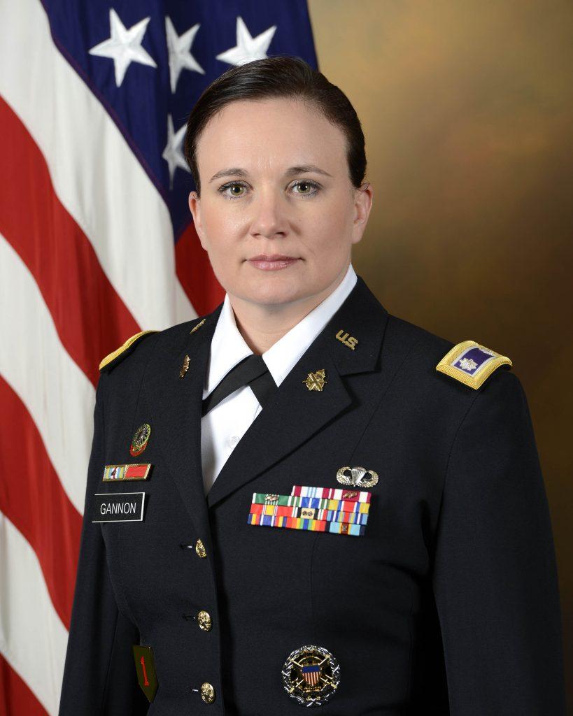 LTC Susan M. Gannon