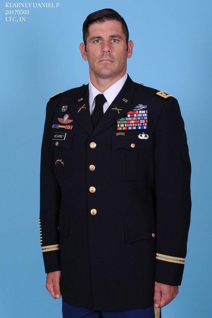 LTC Daniel Kearney