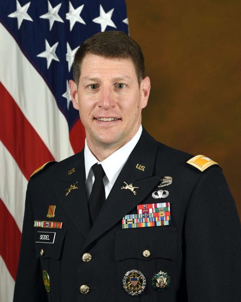 Col Scott Seidel