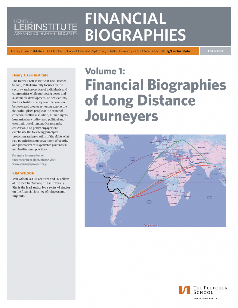 Financial Biographies, Volume 1