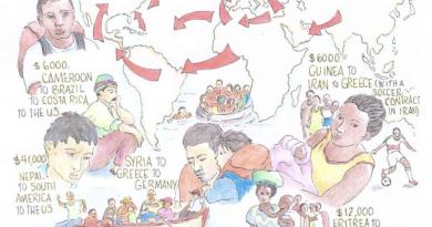 Migrant & Refugee Stories: Visual Journeys