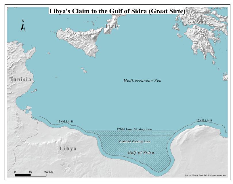 Rusija poslala oštro upozorenje SAD-u: 'Ne šaljite ratne brodove blizu Krima - za vaše dobro' - Page 6 GulfofSidra