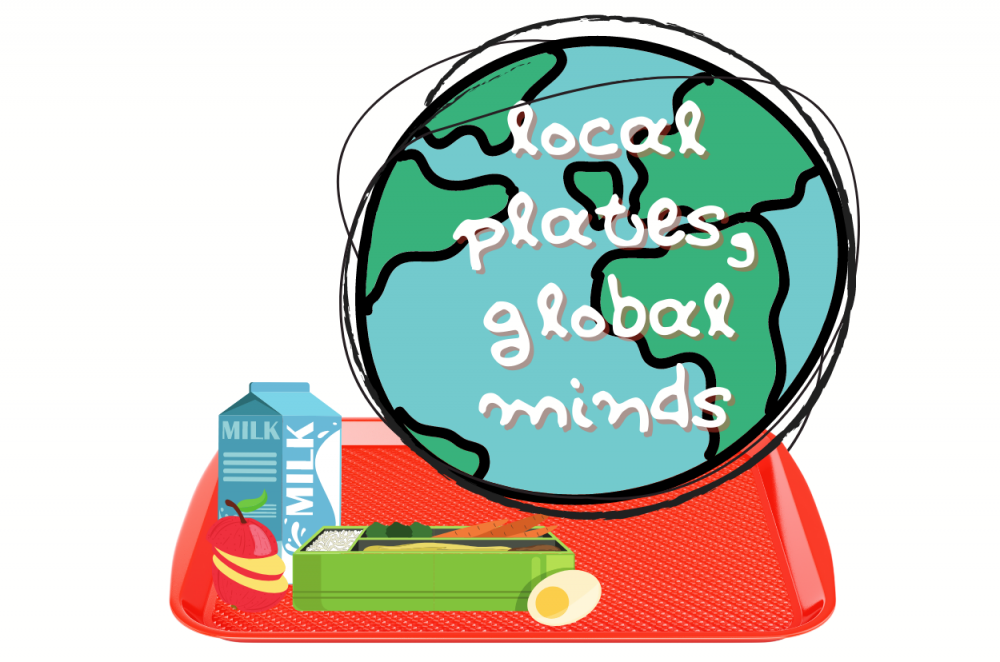 Local Plates, Global Minds