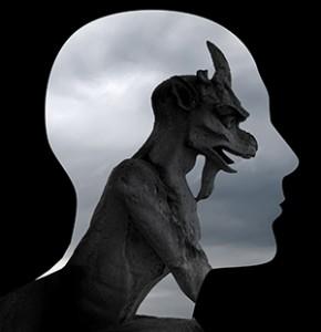 Human head