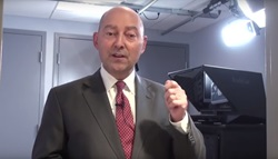 Dean Stavridis in Studio
