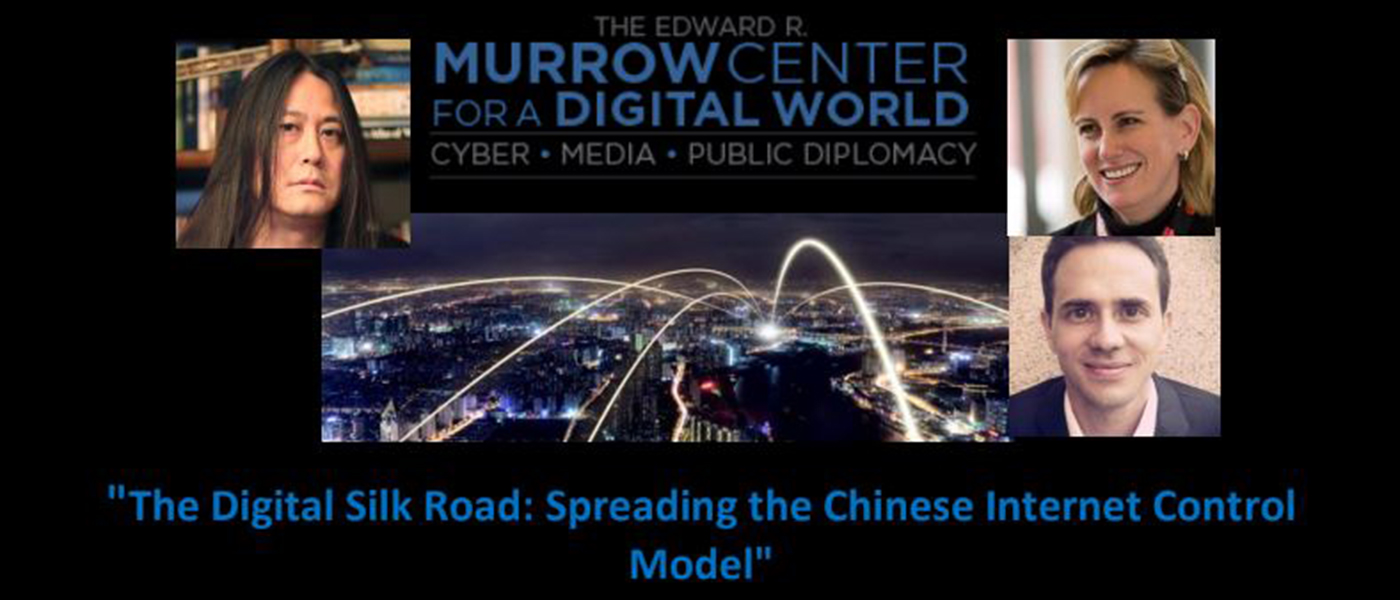 The Digital Silk Road: Spreading the Chinese Internet Control Mode