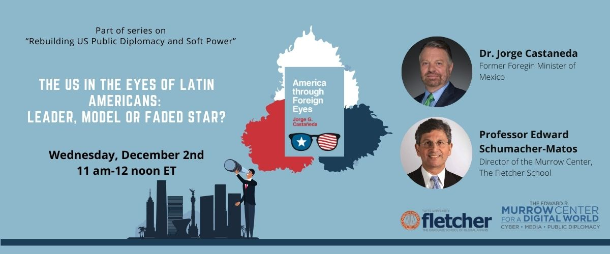 The US in The Eyes of Latin Americans: Leader, Model or Faded Star