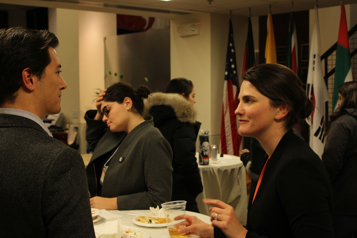 2019 Conference on New Media and Democracy Closing Reception