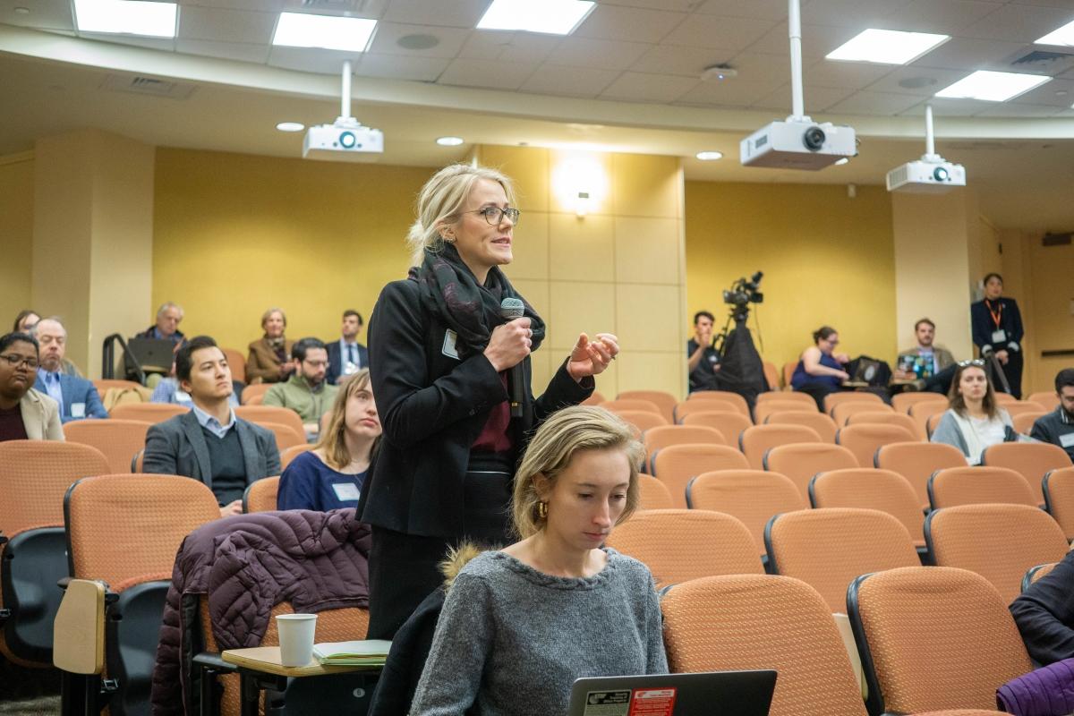 Keynote: Rachel Kyte