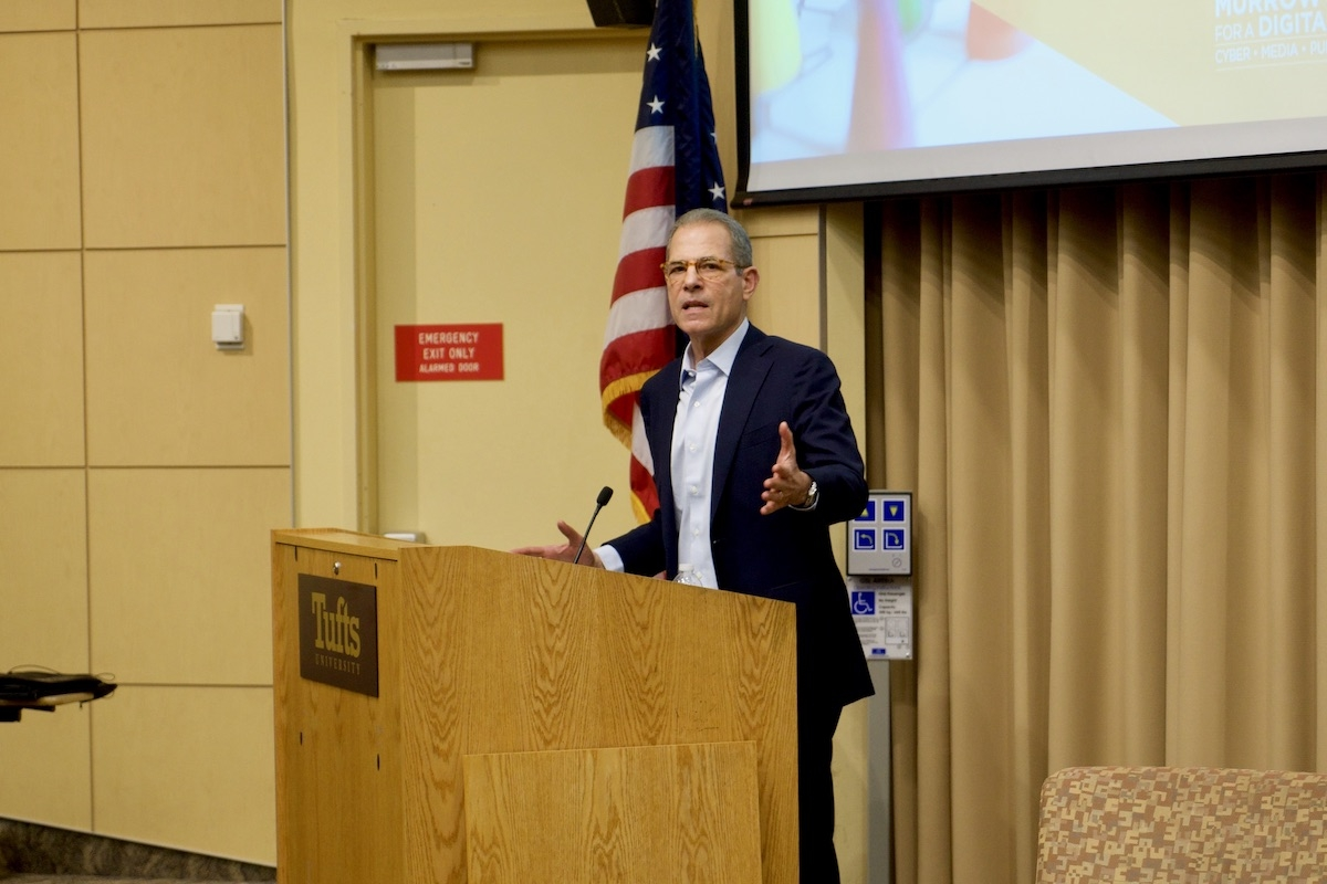 Keynote: Richard Stengel