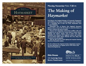 Making Haymarket 2015b