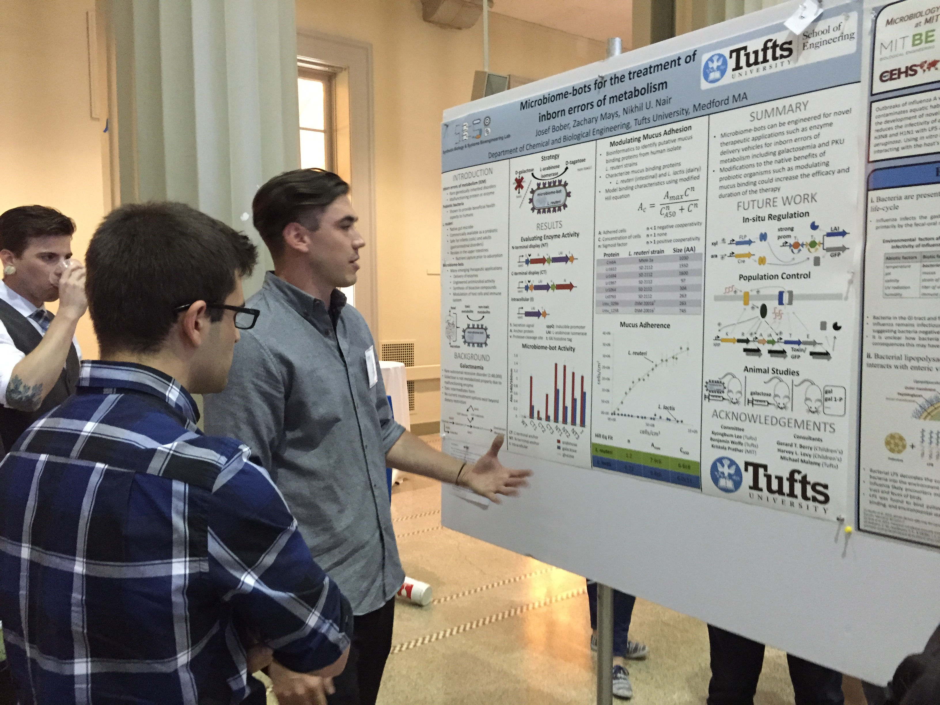 senior thesis in biology Ebio student's honors thesis submissions from past years are archived here  with abstracts from the student's respective papers peruse several of the.