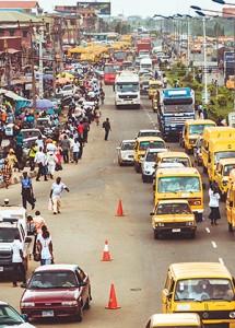 300W taxi city road rev