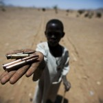 Darfur Village Abandoned after Heavy Clashes