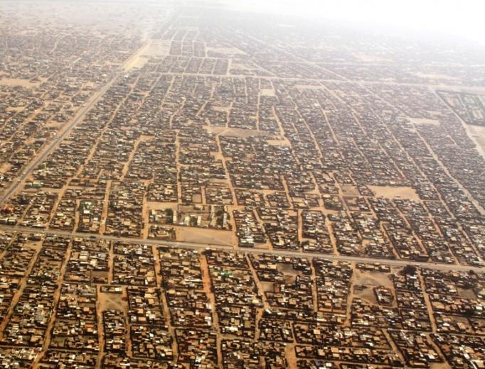 3 Khartoum from air