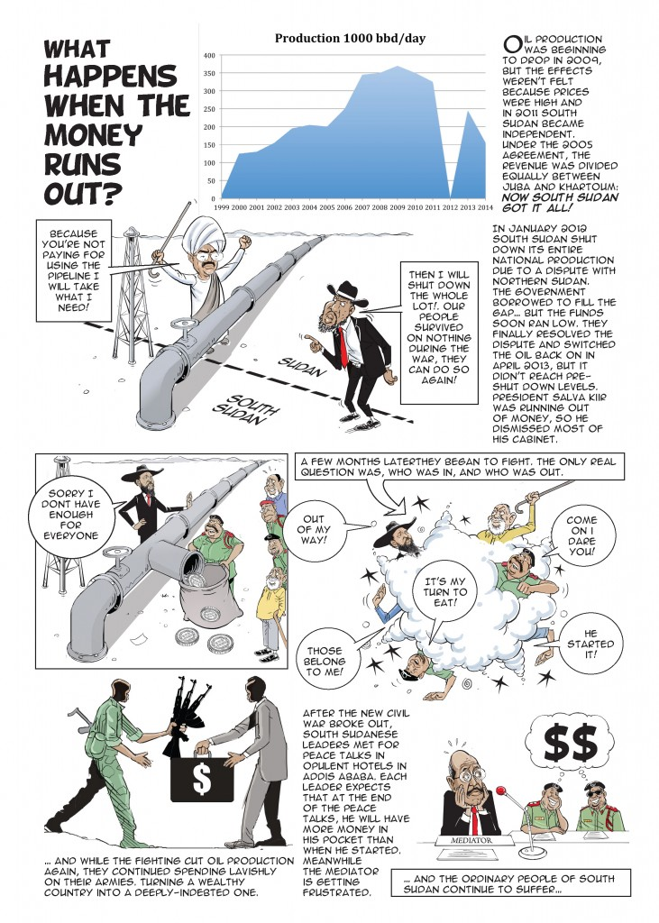 SOUTH SUDAN COMICS 7