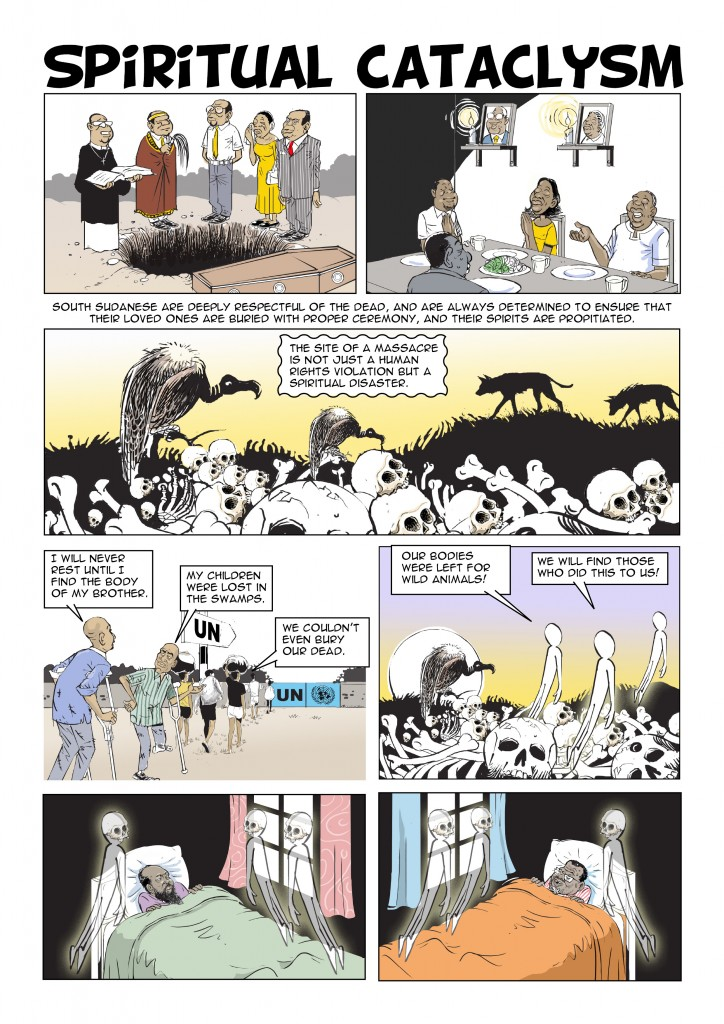 SOUTH SUDAN TWO page eight