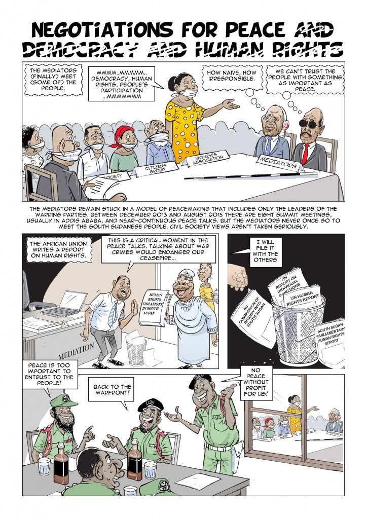 SOUTH SUDAN TWO page five revised