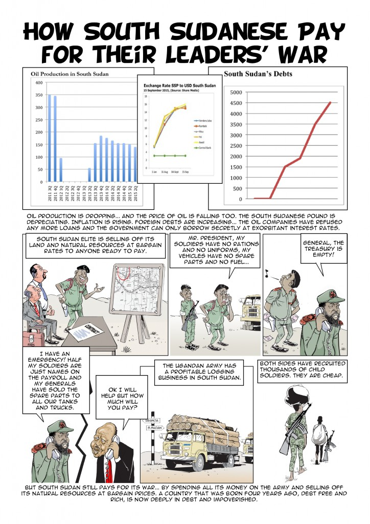 SOUTH SUDAN TWO page three revised 2