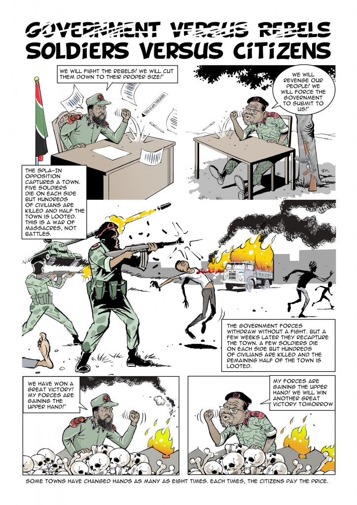 SOUTH SUDAN TWO page two
