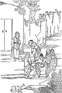 Famine_Victims_Selling_Their_Children_from_The_Famine_in_China,_Illustrations_by_a_Native_Artist_(1878)