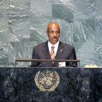 Seyoum Mesfin, Minister for Foreign Affairs of the Federal Democratic Republic of Ethiopia