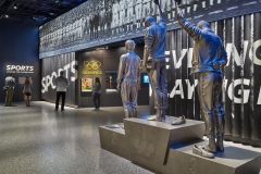 Olympic protest, National Museum of African American History and Culture Architectural Photography