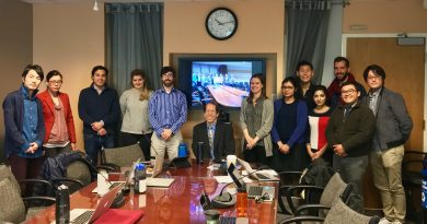 Science Diplomacy Course – Spring 2019