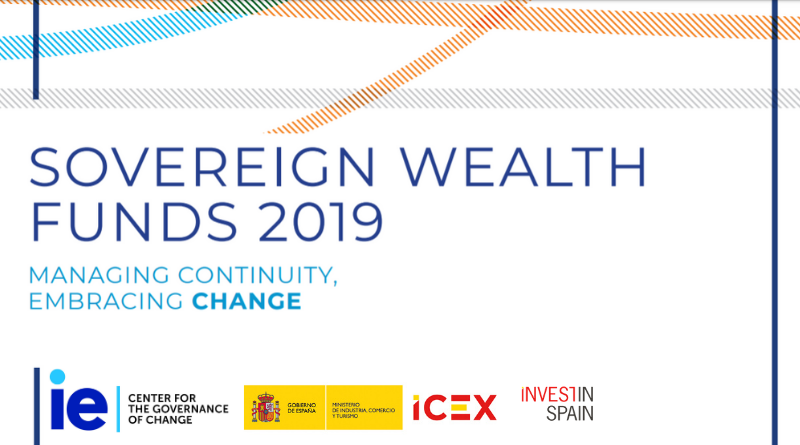 New Report: Sovereign Wealth Funds 2019